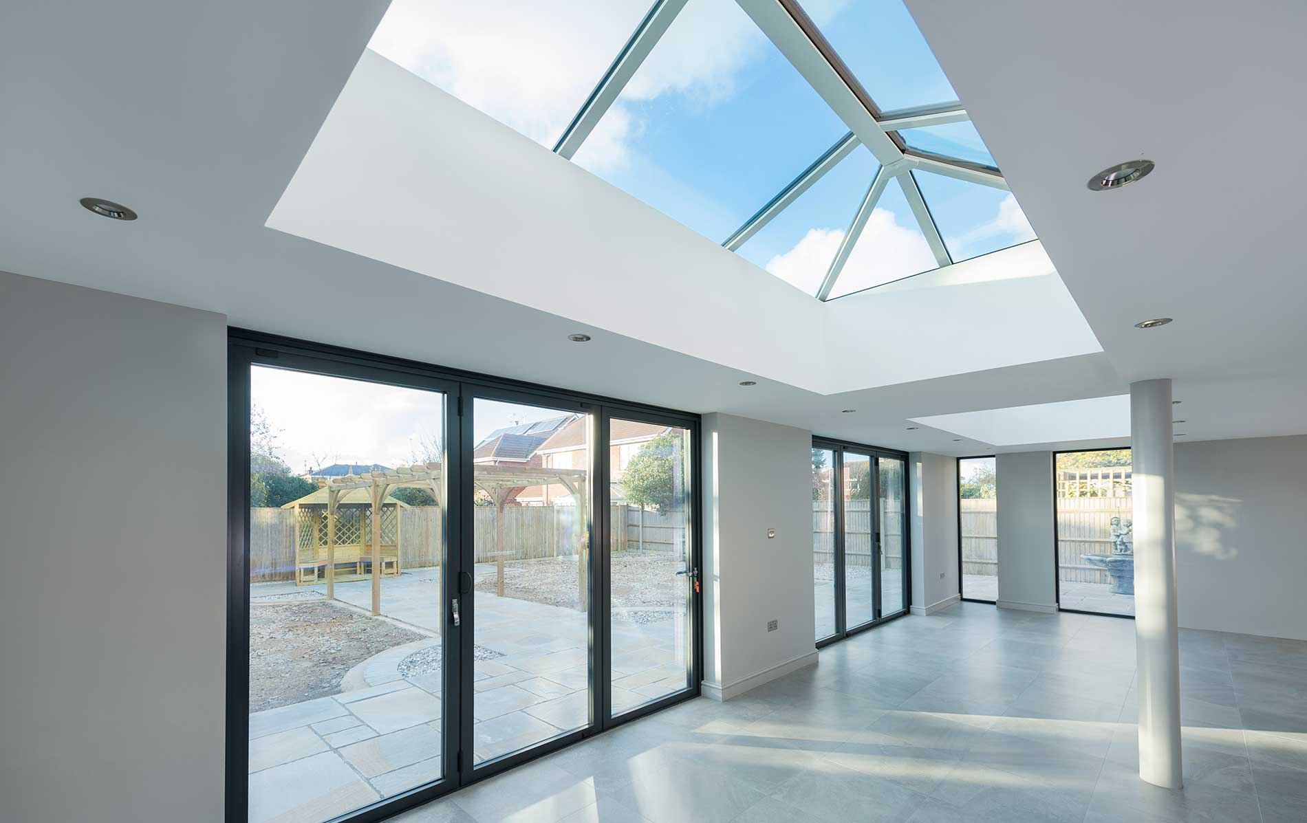 What To Know When Buying A Roof Lantern The Skylight Company